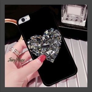 Accessories - Diamond Pattern Phone Case